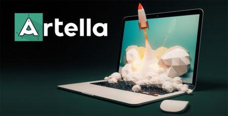 Artella // Plataforma para produção coletiva de animação