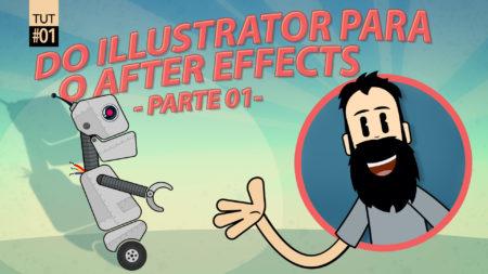 Como configurar um personagem no Illustrator para animar no After Effects // PARTE 01